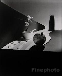 1941/92 Vintage HORST Surreal New York Still Life Beauty Cream Photo Art 16X20