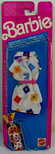 MATTEL BARBIE 1991 FASHION FINDS EUROPEAN CLOTHES SET # 2996 Asst. 2998 MOC