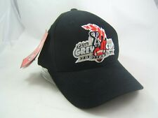 CFL 2004 92nd Grey Cup Ottawa Hat Black Puma Hook Loop Baseball Cap w/ Tag