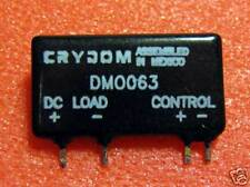 DMO063, CRYDOM, 1 X 3A, SOLID STATE RELAY, 1 EACH