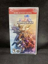 Final Fantasy Tactics: The War of the Lions (Greatest Hits)(Sony Psp) Brand New