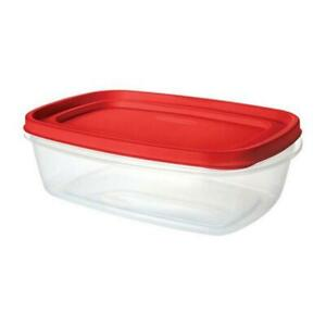 Rubbermaid 1934106 8.5 Cups Food Storage Container