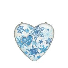 Take Heart 'Let It Snow Heart' Christmas Ornament 6001403