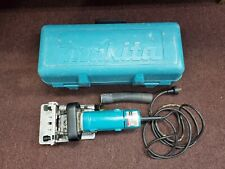 Makita 3901 Plate Joiner, Corded 5.6 Amp, in Case, Ships Free
