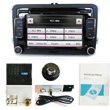 Car Stereo Radio VW RCD510 6CD USB SD AUX MP3 Golf Passat Tiguan Polo Caddy EOS