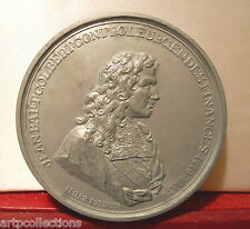 MEDAILLE COLBERT CONTROLEUR GENERAL DES FINANCES SOUS LOUIS XIV