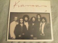 KANSAS 1979 ORIGINAL U.S. MONOLITH TOUR PROGRAM MINT