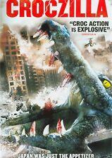 Croczilla (DVD, 2013), New, English/Chinese Audio, Region 1