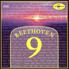 BEETHOVEN Symphony 9 Alexander Rahbari Miriam Gaucci RAR! Neu