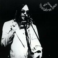Neil Young - Tonight's The Night (NEW CD)