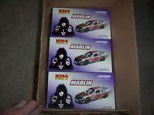 Case Of 12 2001 1:24 NASCAR Sterling Marlin Coors Light Kiss Dodge Intrepid #40