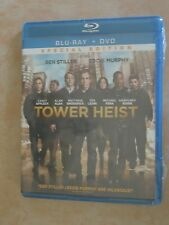 Tower Heist (Blu-ray/DVD, 2012, 2-Disc Set, Special Edition  BRAND NEW