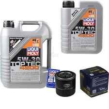 6L Inspektionspaket Liqui Moly Top Tec 4200 5W-30 + SCT Filterpaket 11205797