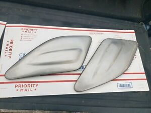 1991-1996 MITSUBISHI 3000GT DODGE STEALTH L&R HOOD SCOOP BLISTERS W75 VENTS OEM