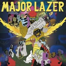 Major Lazer - Free the Universe [New & Sealed] CD