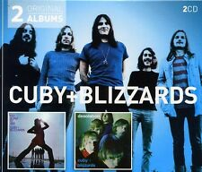 Too Blind To See/Desolation - Cuby & Blizzards (2012, CD NEUF)2 DISC SET
