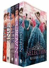 The Selection Series 1-5 Book Set: (The Selection, the Elite, the One, the Heir