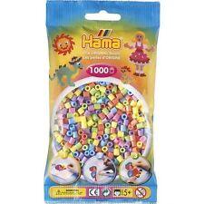 Hama Beads 207-50 Pastel Mix