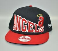 California Angels Anaheim New Era 9FIFTY Cooperstown Collection Snapback Cap Hat
