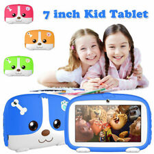 """7"""" Kids Tablet PC Bluetooth for Education Android 4.4 Quad Core 8GB WiFi Camera-"""
