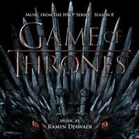 Ramin Djawadi - Game Of Thrones Season 8 Soundtrack 2CD Sent Sameday*