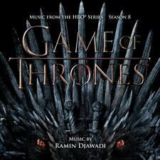 Ramin Djawadi - Game Of Thrones Season 8 (HBO Series)2CD Sent Sameday*