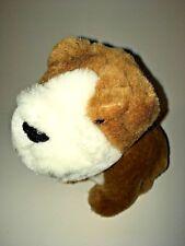 "Dakin Bulldog Vintage 1991 8"" Plush Stuffed Animal"