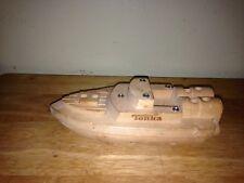 Tonka Toy Wooden Boat