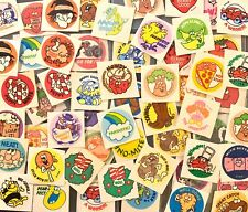 Choose One ~ Vintage MATTE Trend Scratch & Sniff VTG Sticker