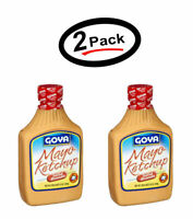2 Pack Goya Mayo Ketchup Salsa Rosada With Garlic LATIN STYLE SAUCE DIP New