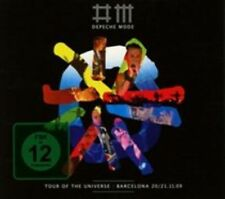 Tour of The Universe Barcelona 20/21 11 09 Depeche Mode Audio CD