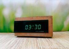 ELEKTRONIKA digital clock Vintage digital clock USSR Table digital clock Soviet