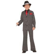 Gangster Guy Child Boys Large 12-14 Costume