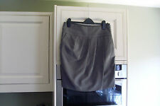 Grey Size 8 Tapered Skirt from E-vie in excellent condition
