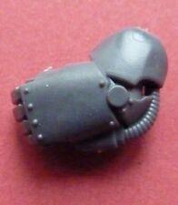 Space Marine cataphractii Terminator gauche Lightining Claw trahison à Calth A