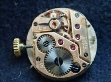 Vintage OMEGA Wristwatch Movement  Calibre 245  circa 1961 working :)