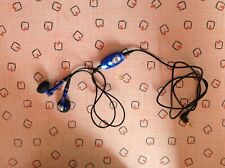Verizon Wireless Universal 3.5mm Blue Stereo Ear Bud Headset Brand New, OOB