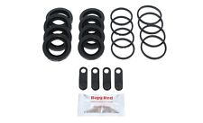 for SEAT LEON CUPRA R 2002-2005 Front Brake Caliper Seal Repair Kit