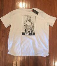 Under Armour Star Wars Stormtrooper Storm Trooper Men's Shirt 1327622-100 Nwt Xl