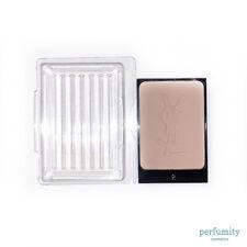 Ysl Poudre Compacte Radiance Enhancing Pressed Powder #2 Sable Rose 0.29 oz