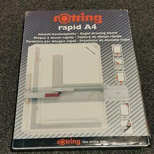 Rotring rapid A4 drawing board. R522404