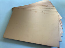 10 Pcs Copper Clad Board Double Sided Prototype Pcb 59x4x006 Fr4 Us Ship