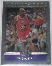 1999/00 Michael Jordan Upper Deck SPx Masters Refractor Like Insert Card #M1 NM
