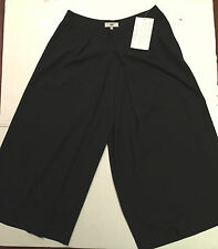 JAG Drapey Modern Crop Black Pants - Size 10 - ***Brand New Sample***