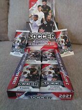 2021 topps major league soccer card packs