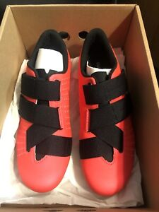 FIZIK POWERSTRAP R5 TPR5PSPU1-9610 Coral/Black Size 39 Eu- 5 3/4 UK- 6 3/4 US