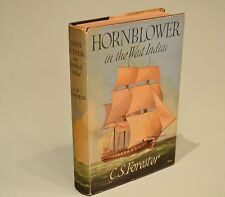 Hornblower in the West Indies - C. S. Forester, 1st / first imp - very good cond