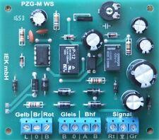 Pendelzugsteuerung Pendelzugautomatik, Pendelzugmodul für Wechselstrom, PZG-M WS