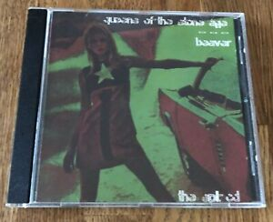 QUEENS OF THE STONE AGE / BEAVER - The Split CD *EP* LIMITED 4-Tracks Kyuss