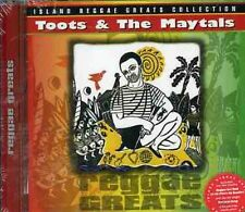 Reggae Greats - Toots & The Maytals (2005, CD NIEUW)